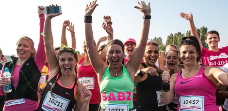 Race for Life Marathon