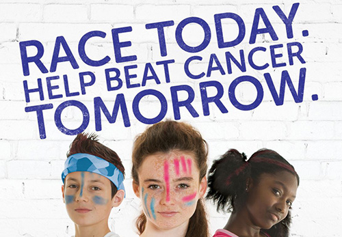 Race for Life Schools Poster