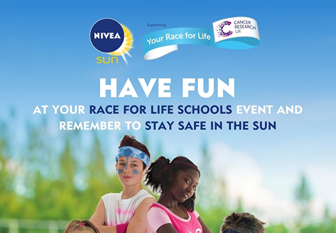 Race for Life Schools Sun Safety
