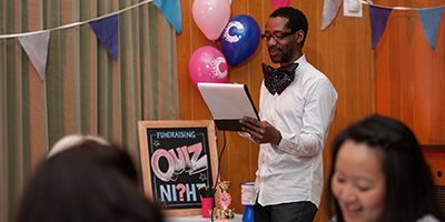 The Race for Life quiz night