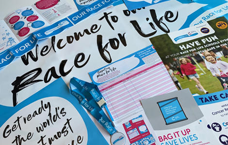 Race for Life Schools Event Kit