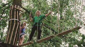 Go Ape and Race for Life Schools