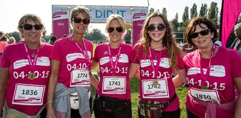 Race for Life Half Marathon
