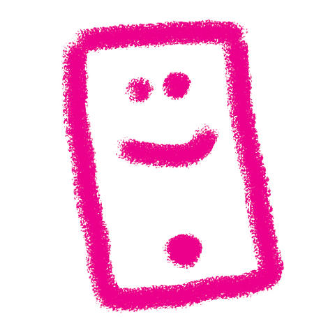 Race for Life Schools phone icon