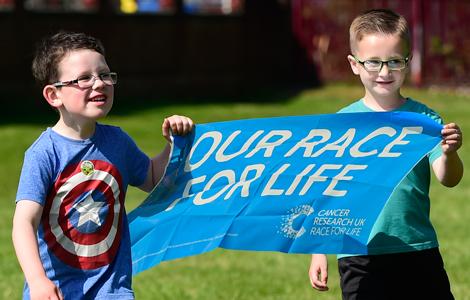 Race for Life Schools Primary Schools