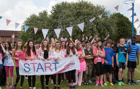 Race for Life at your school