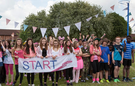 Race for Life Secondary Schools