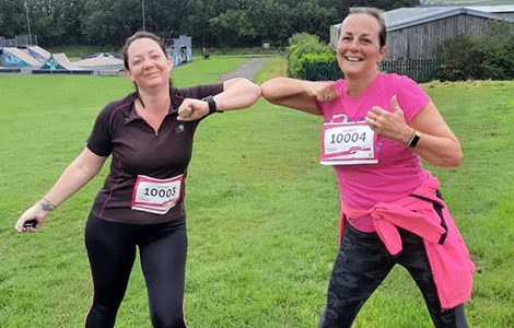 Running for a Very 2020 Race for Life