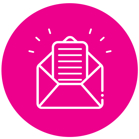 Race for Life email template