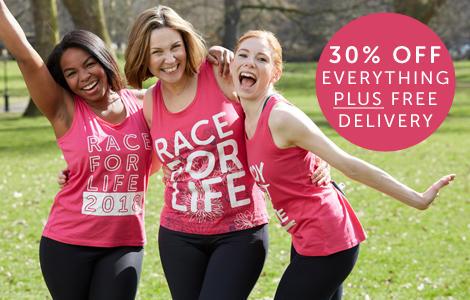 Race for Life Shop sale
