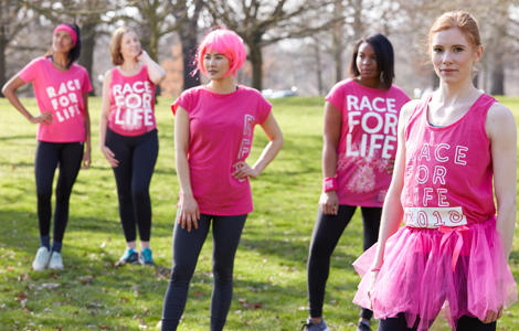 Race for Life Shop