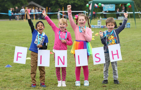 Primary Schools Race for Life