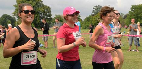 Women at Race for Life