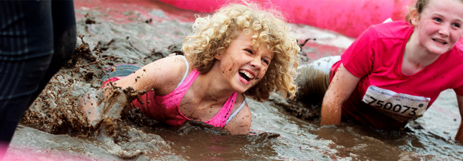 Pretty Muddy Kids Events