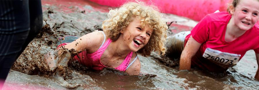 Pretty Muddy Kids Events