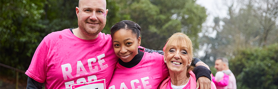 Join the Race for Life 2021