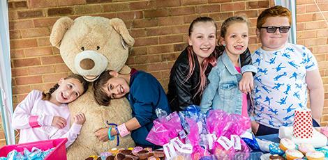 Janet Duke Primary School - Race for Life