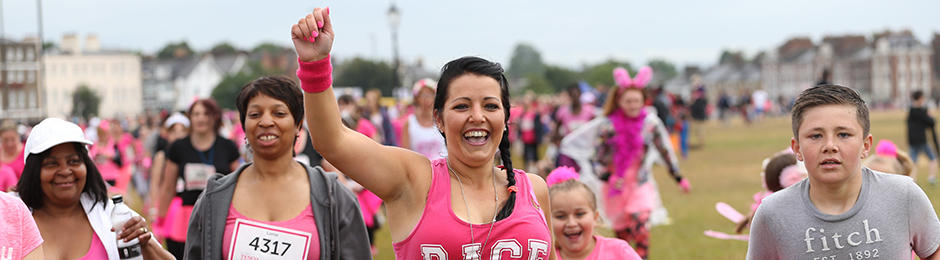 Join the Race for Life