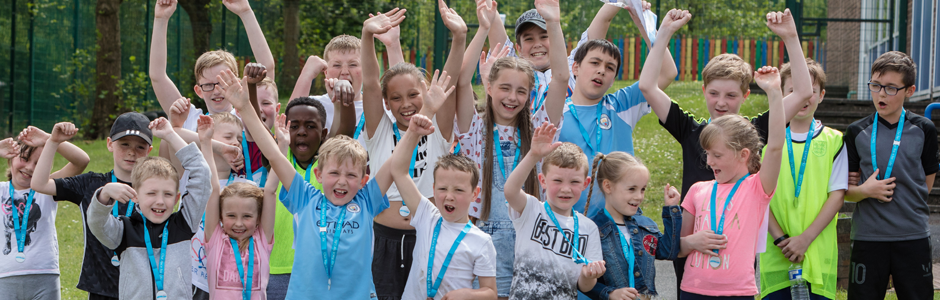 Sign up to Race for Life Schools
