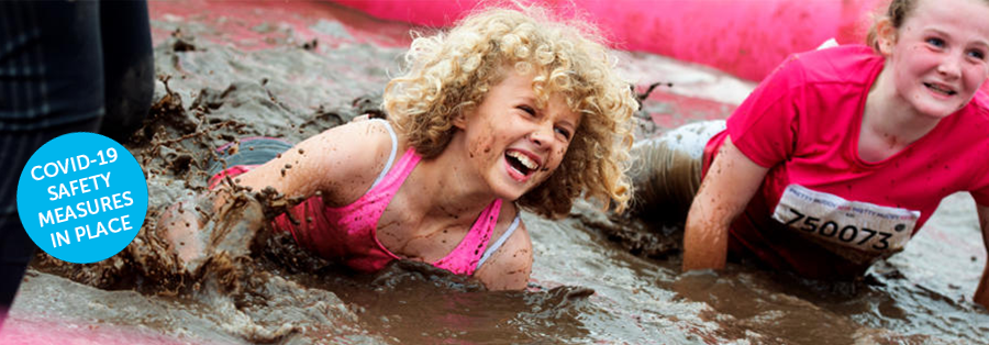 Pretty Muddy Kids