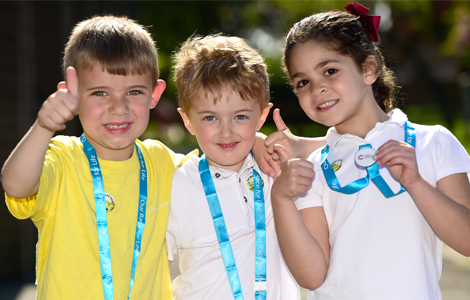 Race for Life Primary Schools